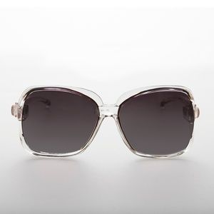 3660a7ad57f3 Accessories - Oversized Square Women s Vintage Sunglass - Ibiza